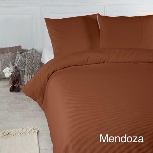 Papillon dekbedovertrek Mendoza (roest)