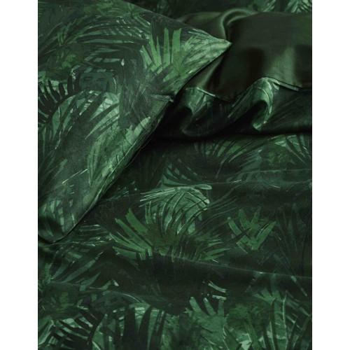Essenza dekbedovertrek Gaga (satijn, green)