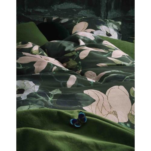 Essenza dekbedovertrek Luna (satijn, green)