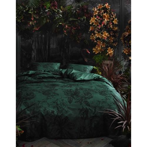 Essenza dekbedovertrek Vivienne (satijn, green)