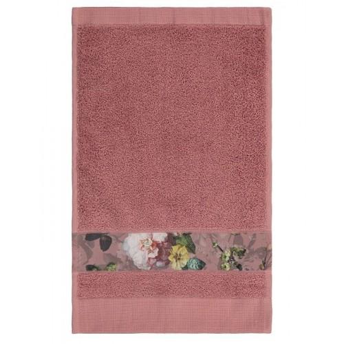 Essenza gastendoek Fleur 30x50cm (dusty rose)