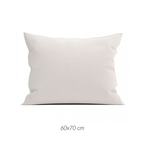 Zo! Home kussensloop Lino 60x70cm (Off-white)