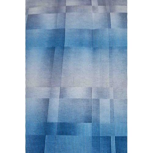 Kardol dekbedovertrek Titanium (satijn, blauw)