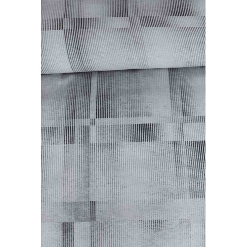 Kardol dekbedovertrek Titanium (satijn, grijs)