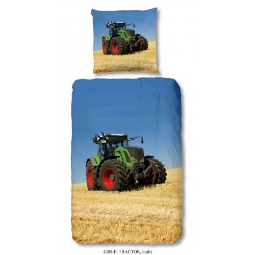Tractor dekbedovertrek (4208, multi)