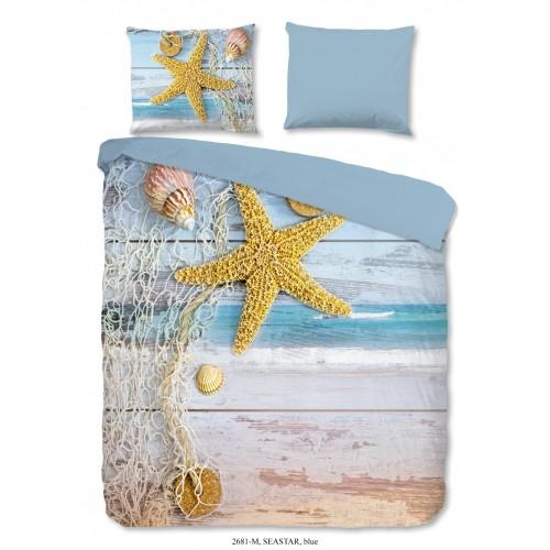Pure dekbedovertrek Seastar (2681, blauw)