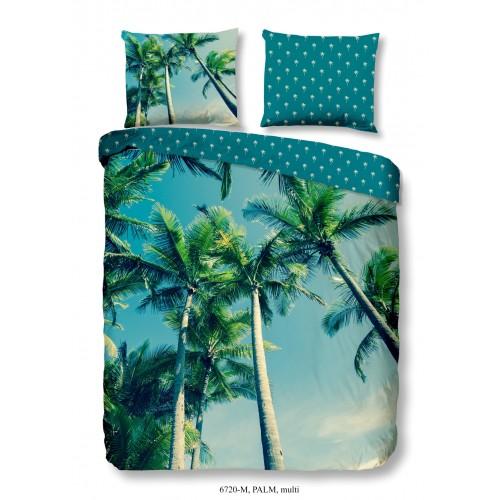 Pure dekbedovertrek Palm (6720, multi)