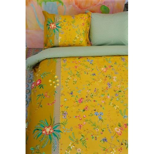 PiP Studio dekbedovertrek Petites Fleur (yellow)