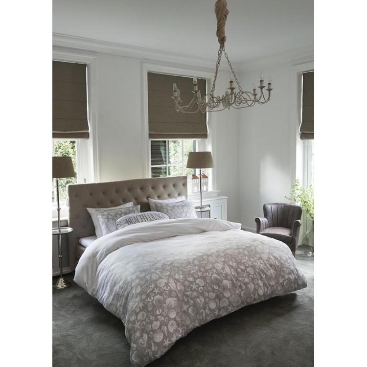 riviera maison dekbedovertrek vintage beach zand 146754. Black Bedroom Furniture Sets. Home Design Ideas