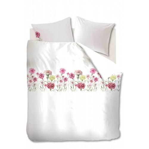 Marjolein Bastin dekbedovertrek Romantic Field (roze)