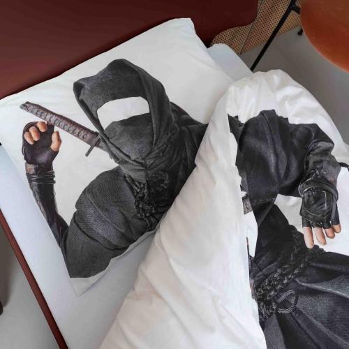 Snurk dekbedovertrek 140x200/220 Ninja
