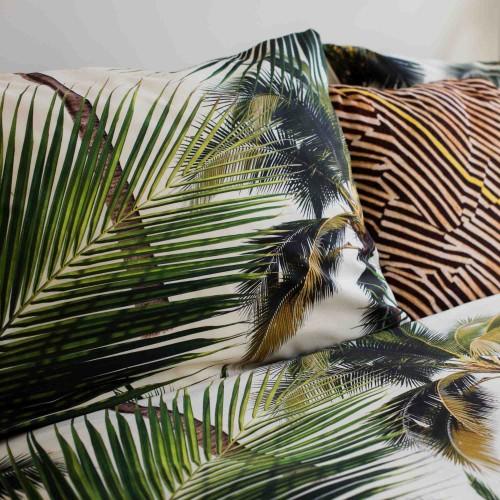 Snurk dekbedovertrek Palm Beach