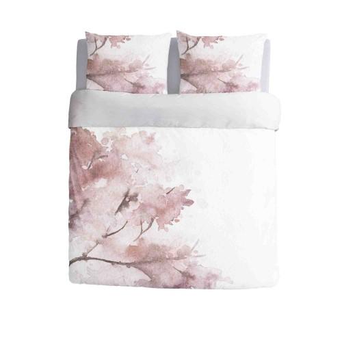 Walra dekbedovertrek Pink Blossom (roze)