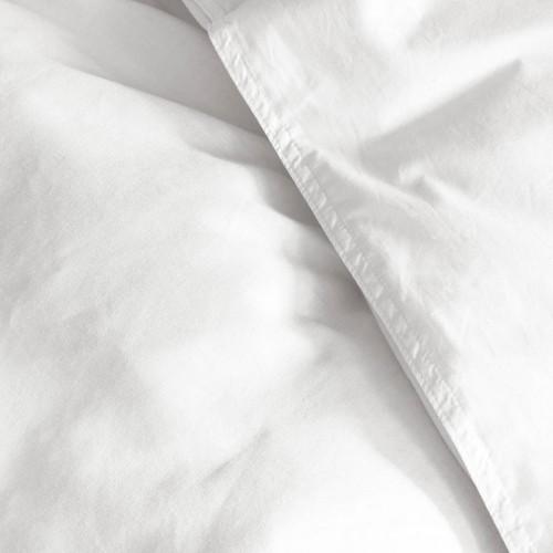 Walra dekbedovertrek Natural Mix (wit)