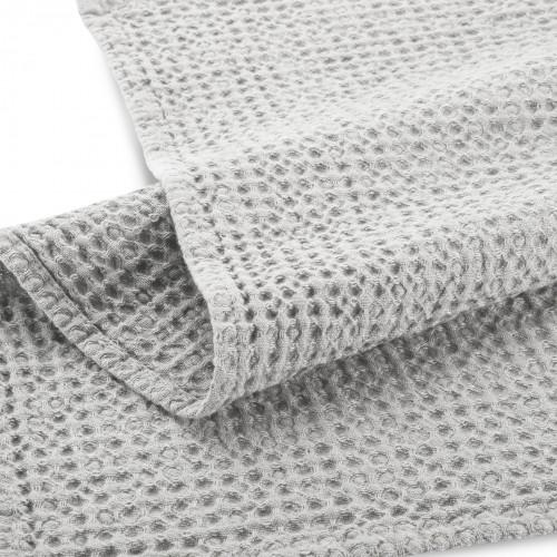 Walra keukendoek Blocks 50x70cm (licht grijs)