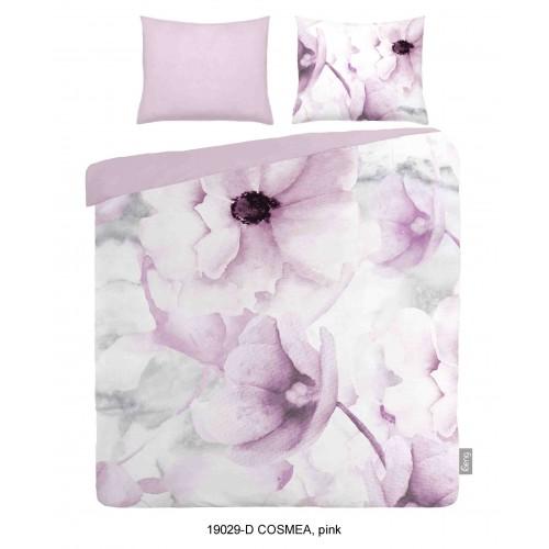 iSeng dekbedovertrek Cosmea (19029, roze)