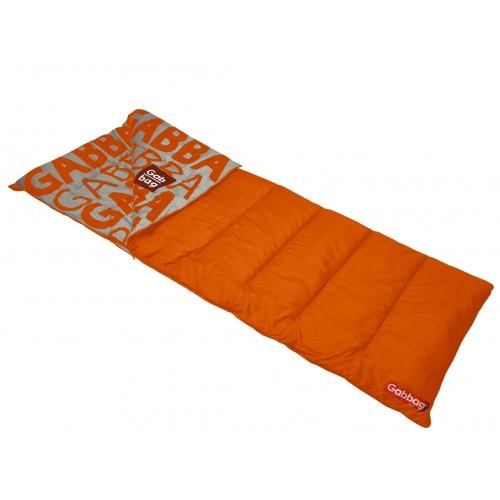 Gabbag slaapzak oranje (80x210cm)