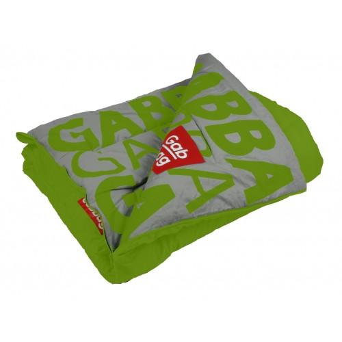 Gabbag slaapzak groen (80x210cm)