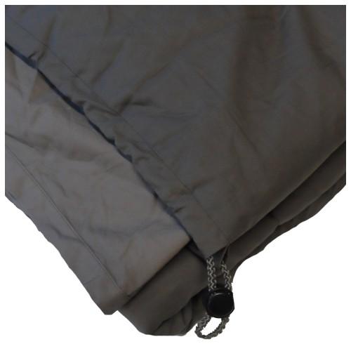 Gabbag slaapzak Gringo met lakenzak (grijs, 85x210cm)
