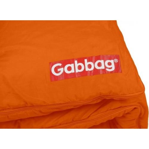 Gabbag Classic mummy slaapzak oranje (80x230cm)