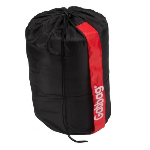 Gabbag slaapzak rood (80x210cm)