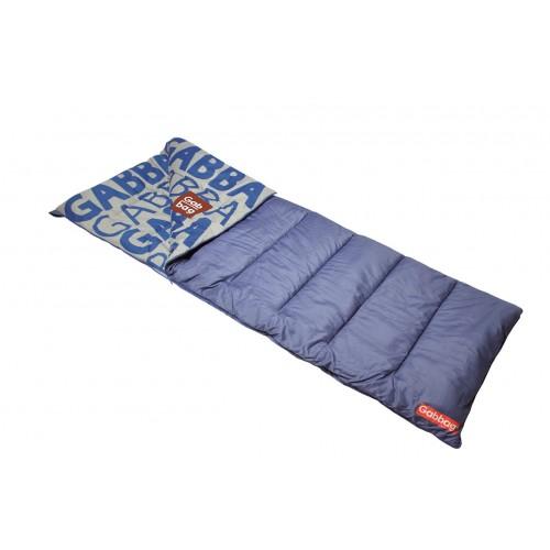 Gabbag slaapzak blauw (80x210cm)