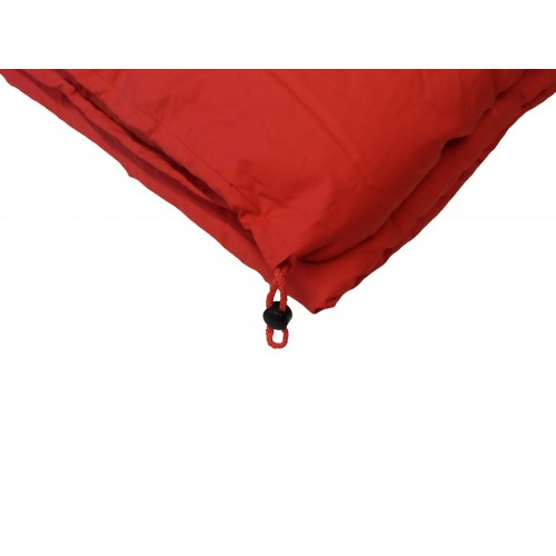 Gabbag slaapzak Outlaw rood (85x210cm)
