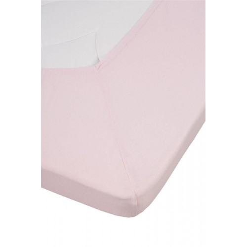 Beddinghouse jersey splittopper hoeslaken soft pink