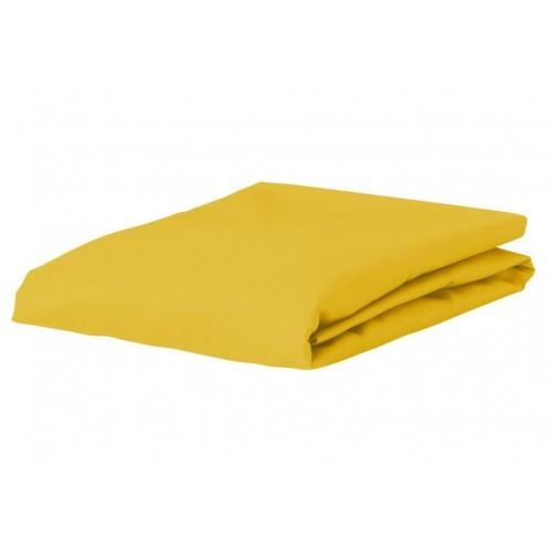 Essenza Premium Jersey hoeslaken (mustard)