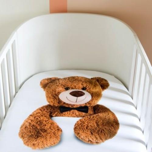 Snurk hoeslaken 60x120 Teddy