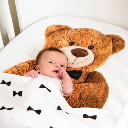 Snurk hoeslaken 70x140 Teddy