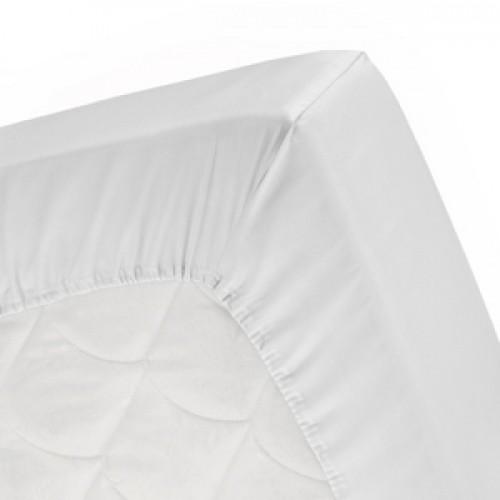 Molton boxspring hoeslaken (matrasbeschermer)