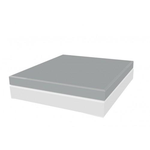 Molton hoeslaken normale matras (matrasbeschermer)