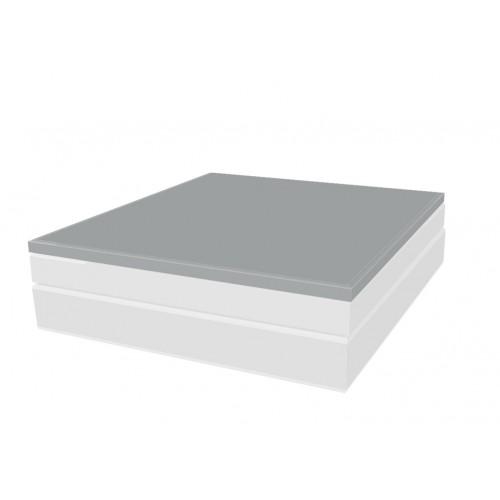 Molton topper hoeslaken (matrasbeschermer)