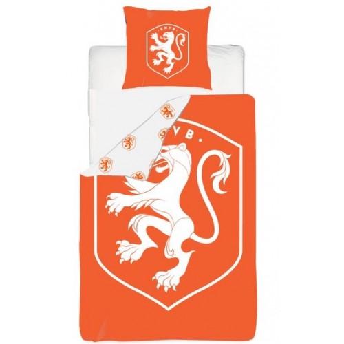 KNVB dekbedovertrek oranje (19061)