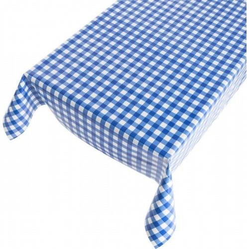 Tafelzeil Vito Block Blue