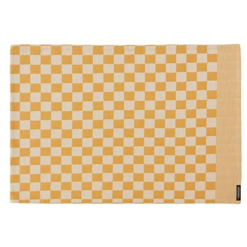 DDDDD tafelkleed Barbeque ochre (140x240cm)