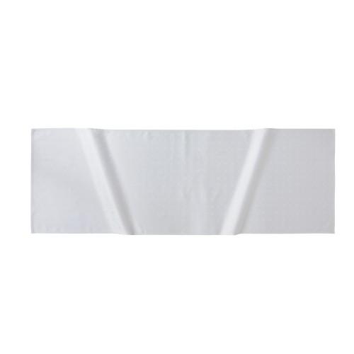 DDDDD tafelloper Quadrat white (50x150cm)