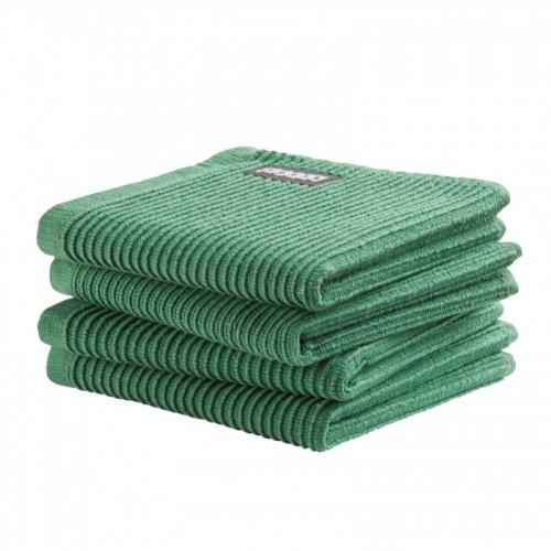 DDDDD vaatdoek basic (4-pack, classic green)
