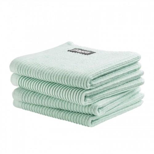 DDDDD vaatdoek basic (4-pack, pastel green)