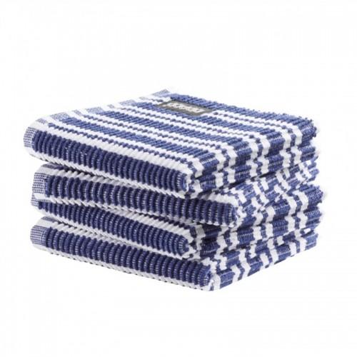 DDDDD vaatdoek classic (4-pack, classic blue)
