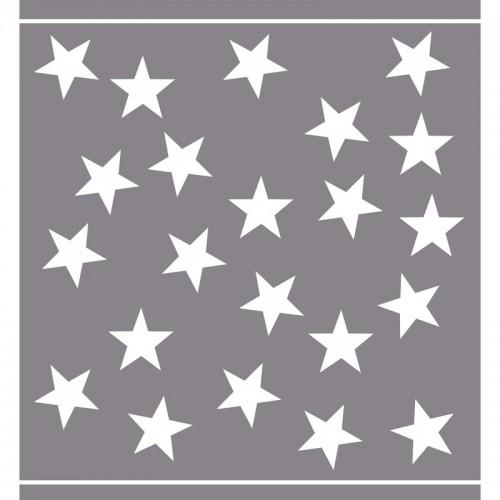 DDDDD keukendoek Star (grijs)