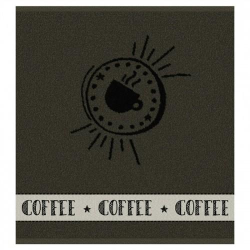 DDDDD keukendoek Hello Coffee (army)