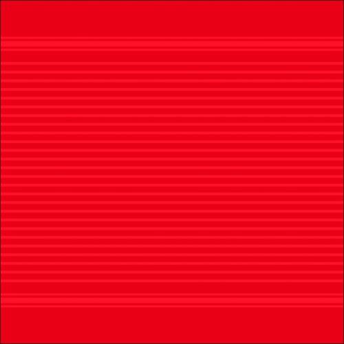 Elias theedoek Solid (rood)