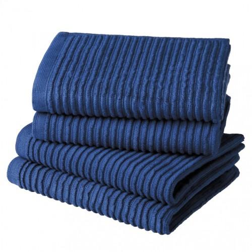 Jorzolino Basics vaatdoek blauw