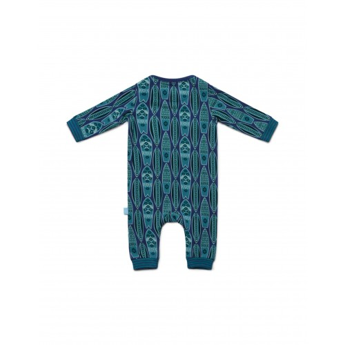 Charlie Choe baby jumpsuit Surf's Up (42C-35069)