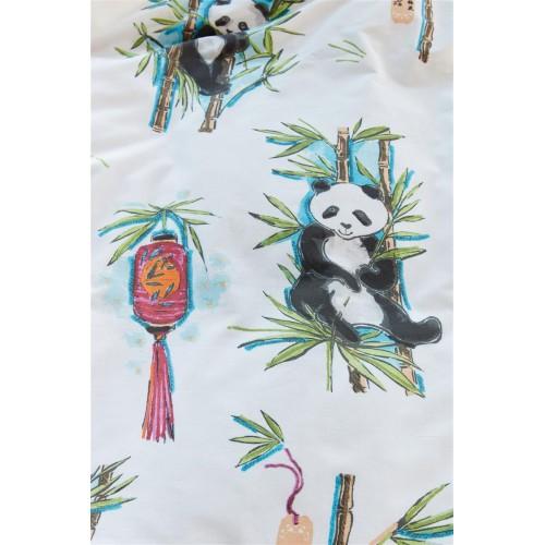 Beddinghouse dekbedovertrek Panda Dream (multi)