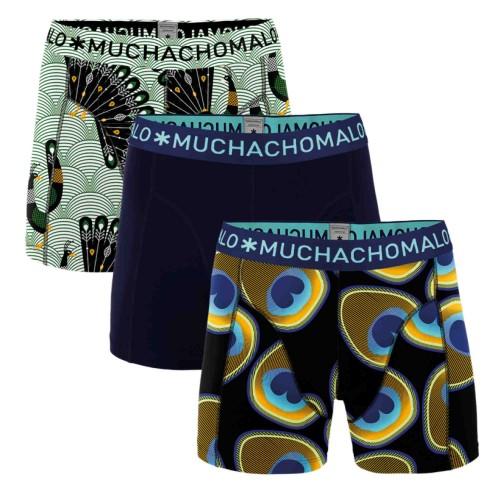 Muchachomalo jongens boxershort Proud07 (3-pack)