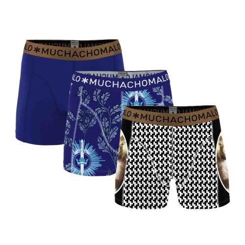 Muchachomalo Boxershort Guts07 (3-pack)