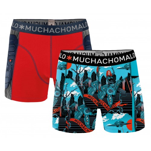 Muchachomalo Boxershort KongX04 (2-pack)